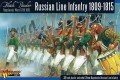 Napoleonic Wars: Russian Line Infantry (1809-15)