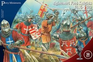 AO60 Agincourt Foot knights 1415-1429