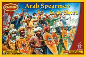 GBP04 Arab Spearmen & Archers