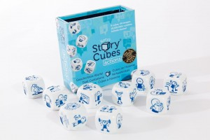 Story Cubes: Actions