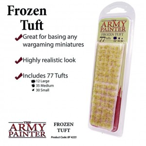 Army Painter - Basing Frozen Tuft
