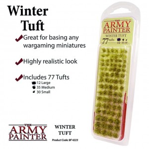 Army Painter - Basing Winter Tuft