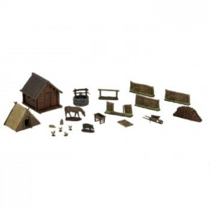 WizKids 4D Environments: Homestead