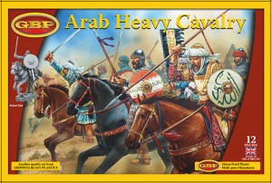 GBP05 Arab Heavy Cavalry