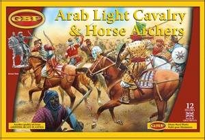 GBP06 Arab Light Cavalry