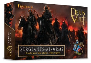 FF007 - Mounted Sergeants at Arms