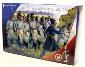 AN 40 Napoleonic  Austrian 'German' Infantry